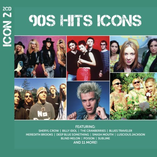 Various Artist Icon 90's Hits 2 CD