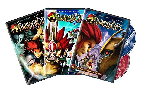 Emmanuelle Chriqui Clancy Brown Thundercats The Complete Series Collection Season