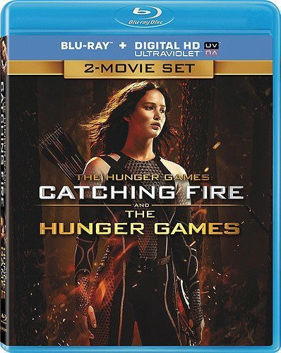Hunger Games Double Feature Hunger Games Catching Fire Lawrence Hutcherson Hemsworth