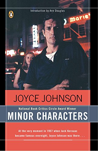 Joyce Johnson Minor Characters A Beat Memoir