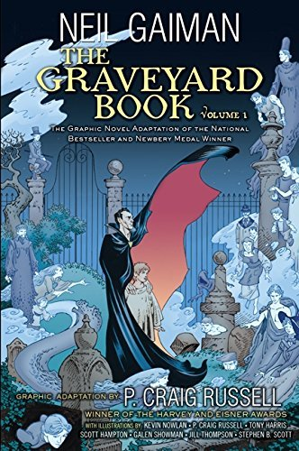 Neil Gaiman The Graveyard Book Graphic Novel Volume 1