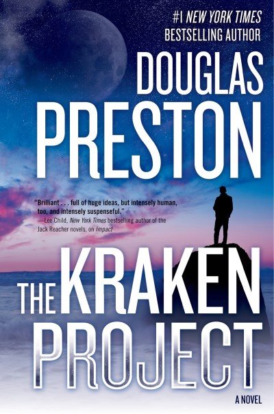Douglas Preston The Kraken Project