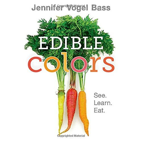 Jennifer Vogel Bass Edible Colors