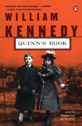 William Kennedy Quinn's Book