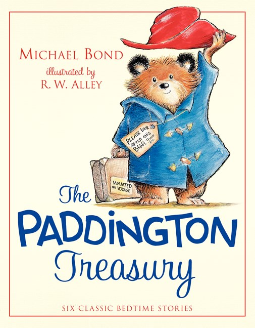 Michael Bond The Paddington Treasury Six Classic Bedtime Stories