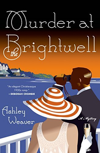 Ashley Weaver Murder At The Brightwell