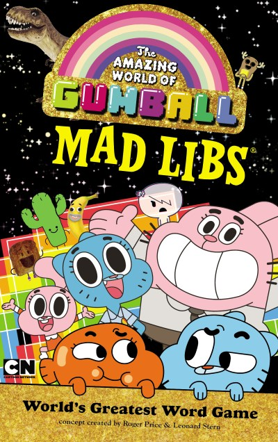 Unknown The Amazing World Of Gumball Mad Libs