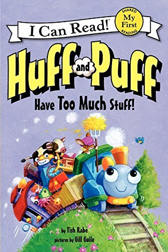 Tish Rabe Huff And Puff Have Too Much Stuff!