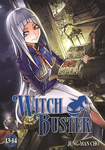 Jung Man Cho Witch Buster Vol. 13 14