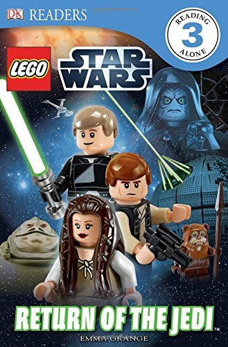 Emma Grange Dk Readers L3 Lego Star Wars Return Of The Jedi