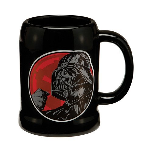 Ceramic Stein Star Wars Darth Vader