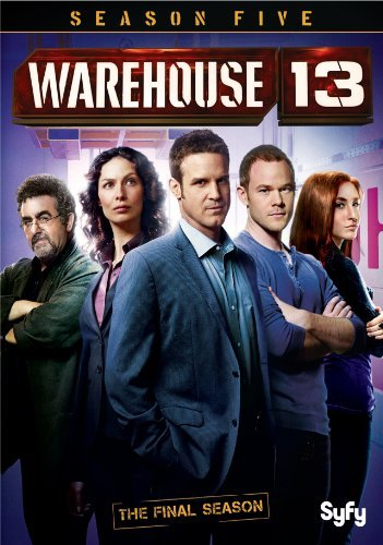 Warehouse 13 Warehouse 13 Season Five Ws Season 5