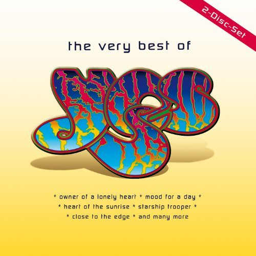 Yes Very Best Of Yes CD Inc. DVD