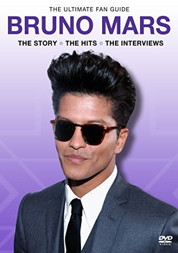 Bruno Mars Ultimate Fanguide