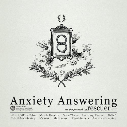 Rescuer Anxiety Answeri (lp)
