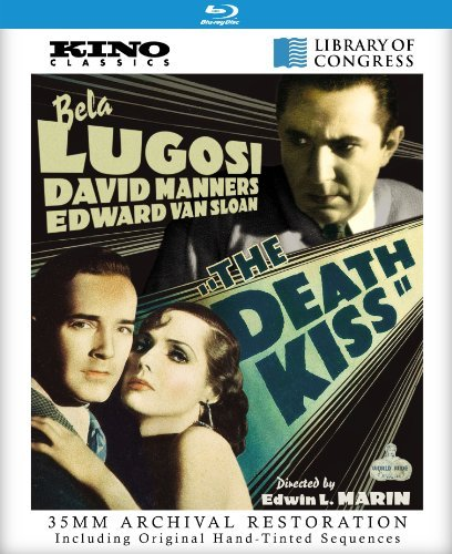 Death Kiss Lugosi Manners Blu Ray