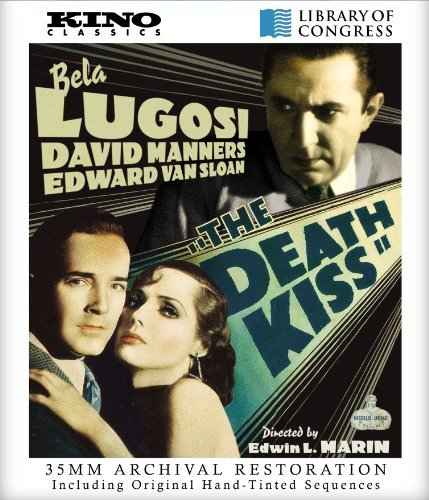 Death Kiss Lugosi Manners DVD