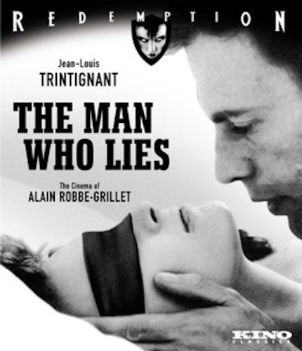 Man Who Lies Man Who Lies Blu Ray