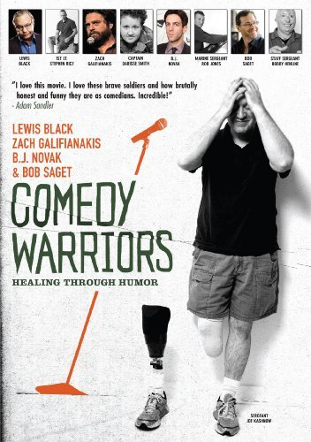 Comedy Warriors Healing Throu Comedy Warriors Healing Throu