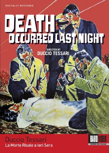 Death Occurred Last Night Death Occurred Last Night Blu Ray
