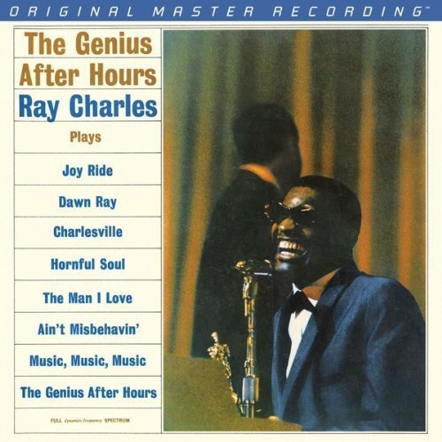 Ray Charles Genius After Hours Sacd Hybrid