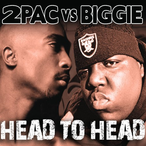 2pac Vs. Biggie Head To Head 2pac Vs. Biggie Head To Head