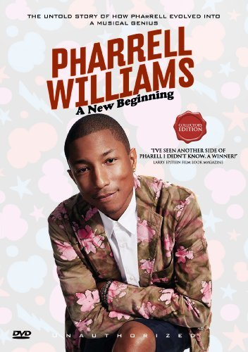 Pharrell Williams New Beginning