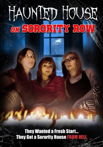 Haunted House On Sorority Row Haunted House On Sorority Row DVD Ur