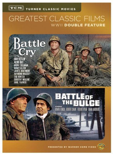 Battle Of The Bulge Battle Cry Double Feature DVD