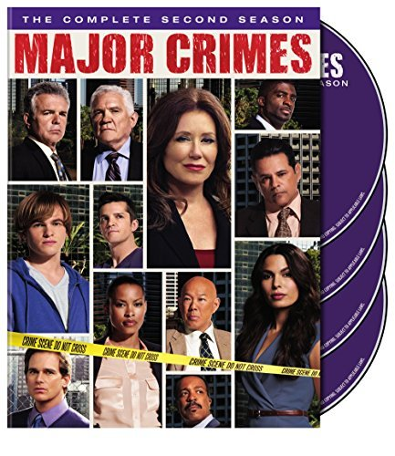 Major Crimes Season 2 DVD