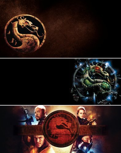 Mortal Kombat Mortal Kombat Annihilation Mortal Kombat Legacy Triple Feature Blu Ray Triple Feature