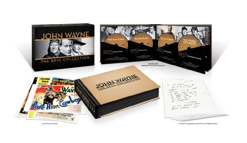 John Wayne Epic Collection John Wayne Epic Collection