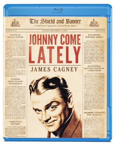 Johnny Come Lately Cagney Mcnamara Blu Ray