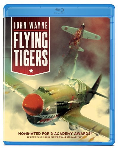 Flying Tigers John Wayne Blu Ray