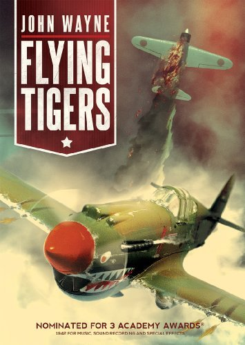 Flying Tigers John Wayne DVD