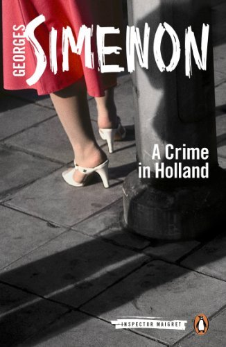 Georges Simenon A Crime In Holland