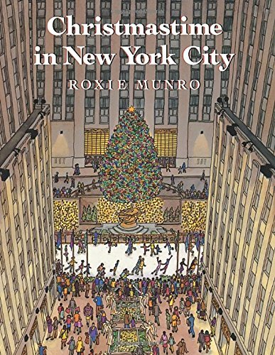 Roxie Munro Christmastime In New York City