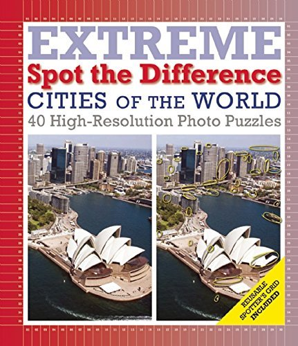 Richard W. Galland Cities Of The World Extreme Spot The Difference