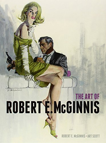 Robert E. Mcginnis The Art Of Robert E. Mcginnis