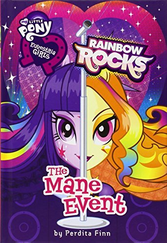 Perdita Finn Equestria Girls The Mane Event Rainbow Rocks