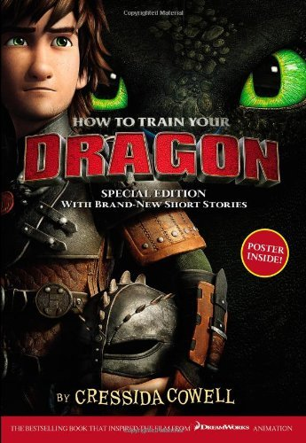 Cressida Cowell How To Train Your Dragon Special Edition With Brand New Short Stories!