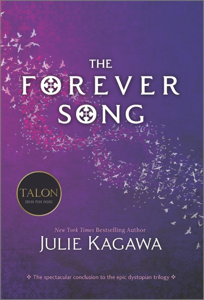 Julie Kagawa The Forever Song