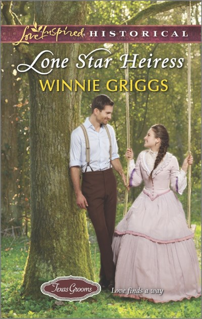 Winnie Griggs Lone Star Heiress