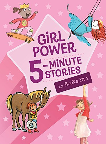 Houghton Mifflin Harcourt Girl Power 5 Minute Stories