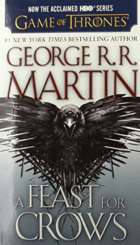 George R. R. Martin A Feast For Crows