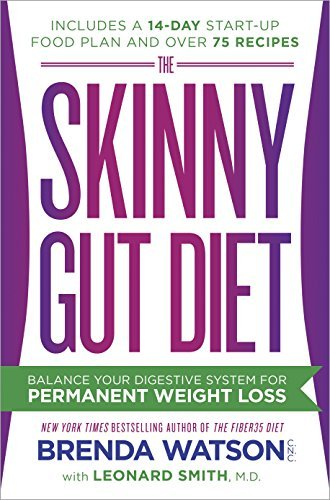 Brenda Watson The Skinny Gut Diet Balance Your Digestive System For Permanent Weigh