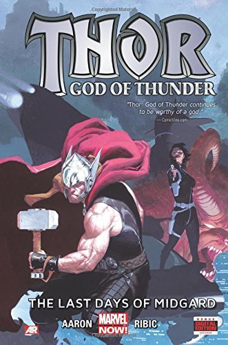 Jason Aaron Thor God Of Thunder Volume 4 The Last Days Of Midgard