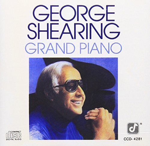 George Shearing Grand Piano CD R