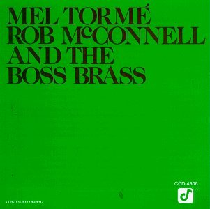 Torme Mcconnell And The Boss Brass