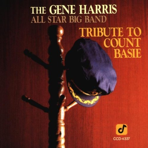 Gene Harris Tribute To Count Basie